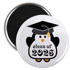 Penguin Class of 2026 Magnet