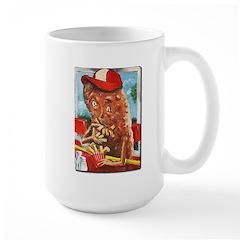 Potato Boy Large Mug