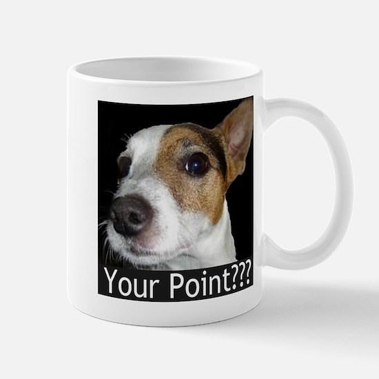 JRT Your Point? Mug