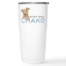 Chako Logo Travel Coffee Mug
