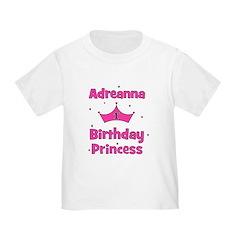 1st Birthday Princess Adreann T