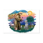 St Francis #2/ S Deer. #2 Mini Poster Print