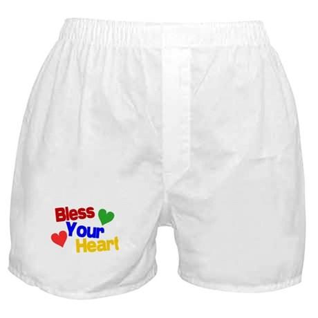 Bless Your Heart Boxer Shorts