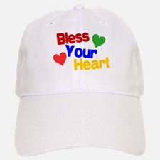 Bless Your Heart Baseball Baseball Cap