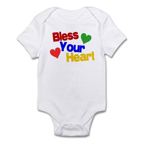 Bless Your Heart Infant Bodysuit