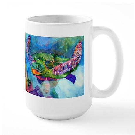 Sea Turtle Large Mug