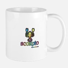 Zodiac Sign Scorpio Mug