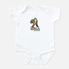 Zodiac Sign Libra Infant Bodysuit