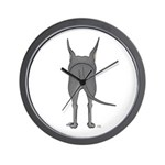 Big Butt Great Dane Wall Clock
