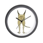 Big Butt Great Dane Wall Clock
