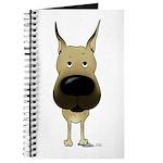 Big Nose Great Dane Journal