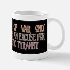 Solzhenitsyn on War and Tyran Mug