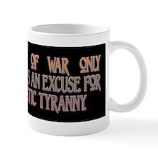 Solzhenitsyn on War and Tyran Small Mug