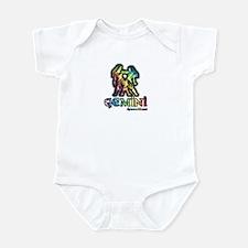 Zodiac Sign Gemini Infant Bodysuit