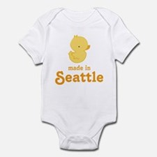 Made in Seattle Infant Bodysuit