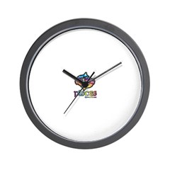 Zodiac Sign Pisces Wall Clock