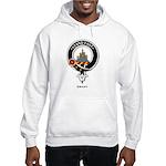 Grant Clan Crest Badge Hooded Sweatshirt