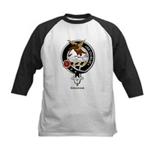 Graham Clan Crest Badge Tee