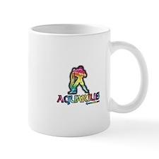 Zodiac Sign Aquarius Mug