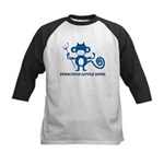 Tenacious Little Devil Kids Baseball Jersey