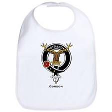 Gordon Clan Crest Badge Bib