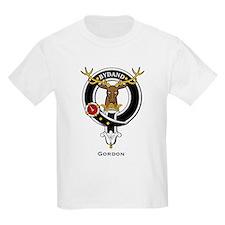 Gordon Clan Crest Badge Kids T-Shirt