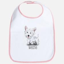Westhighland White Terrier Bib