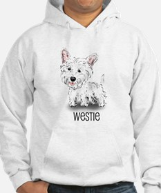 Westhighland White Terrier Hoodie