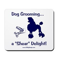 Grooming Shear Delight Mousepad