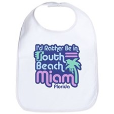 Rather Be In South Beach Bib