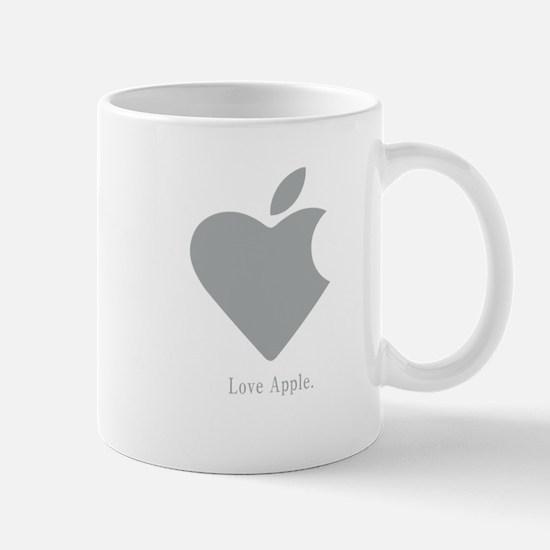Love Apple Mug