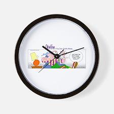 Comic strips Wall Clock