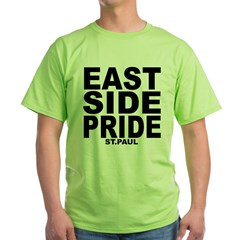 East Side Pride Green T-Shirt