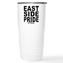 East Side Pride Stainless Steel Travel Mug