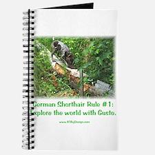 GSP Rule #1 Journal
