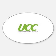 UCC Sticker (Oval)