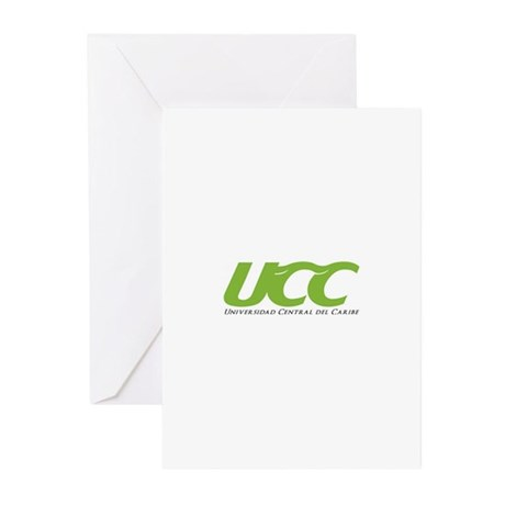 UCC Greeting Cards (Pk of 10)