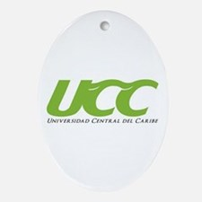 UCC Ornament (Oval)
