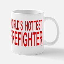 Cute Firefighter Mug
