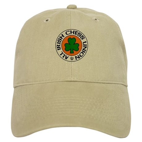 All Irish Chess Union Cap