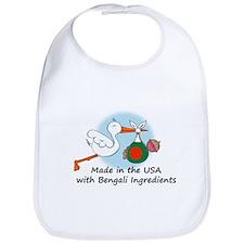 Stork Baby Bangladesh USA Bib