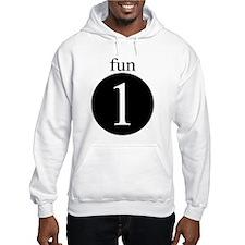 Number Jumper Hoody
