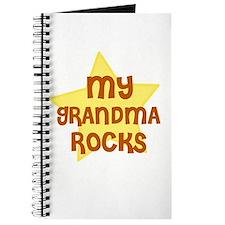 MY GRANDMA ROCKS Journal