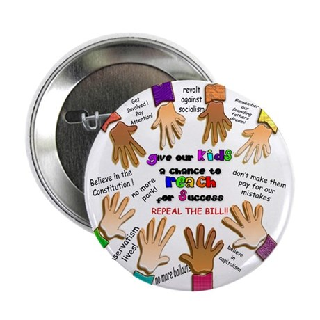 """Give our Kids a Chance at Suc 2.25"""" Button (10 pac"""