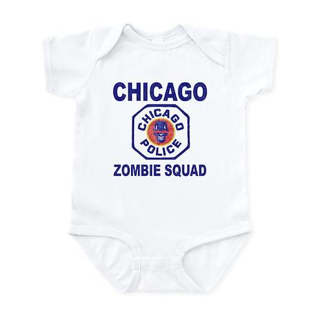 Chicago Zombie Squad Infant Bodysuit