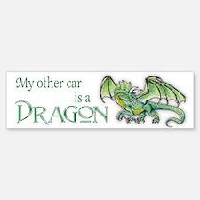 My Other Car is a Dragon Bumper Bumper Sticker