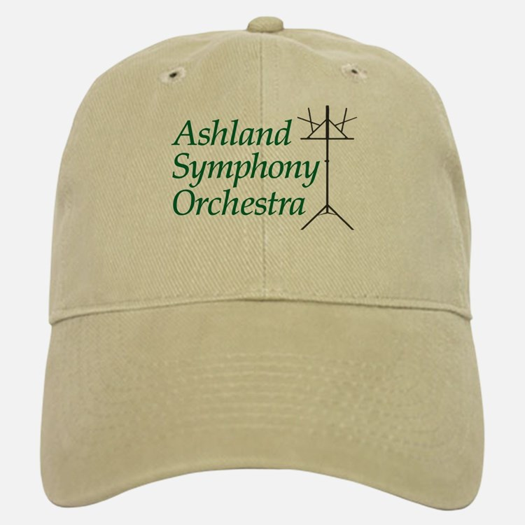 Ashland Symphony Orchestra Baseball Baseball Cap