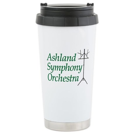 Ashland Symphony Orchestra Stainless Steel Travel