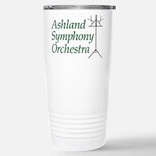 Ashland Symphony Orchestra Travel Mug