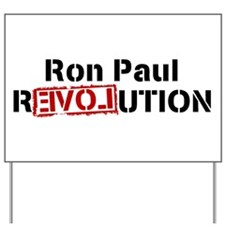 Cute Ron paul 2012 Yard Sign